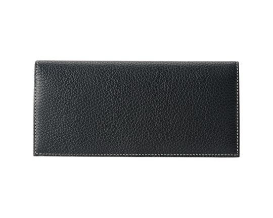 ファスナー付通しマチ長財布|Achro(アクロ)